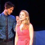 On stage with Michael Sharits for our DEENA LEVY THEATRE STUDIO showcase scene of LADIES AND GENTLEMAN, THE RAIN