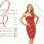 IN JERSEY Magazine - Holiday Fashion Article