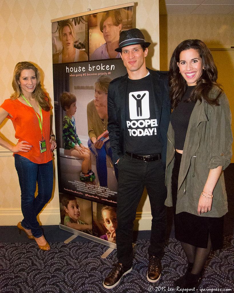 HOUSE BROKEN Premiere at the Garden State Film Festival ... House Broken Movie