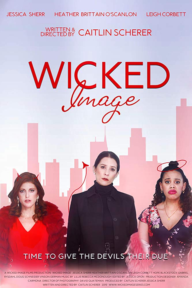 """Wicked Image"" Official Film Poster"