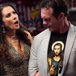 "Heather Brittain O'Scanlon & Ciarán Sheehan in ""Couple of Guys"""